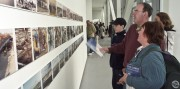 The opening exhibition at The Lowry, April 2000