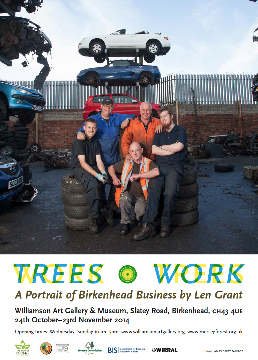 Trees • Work poster